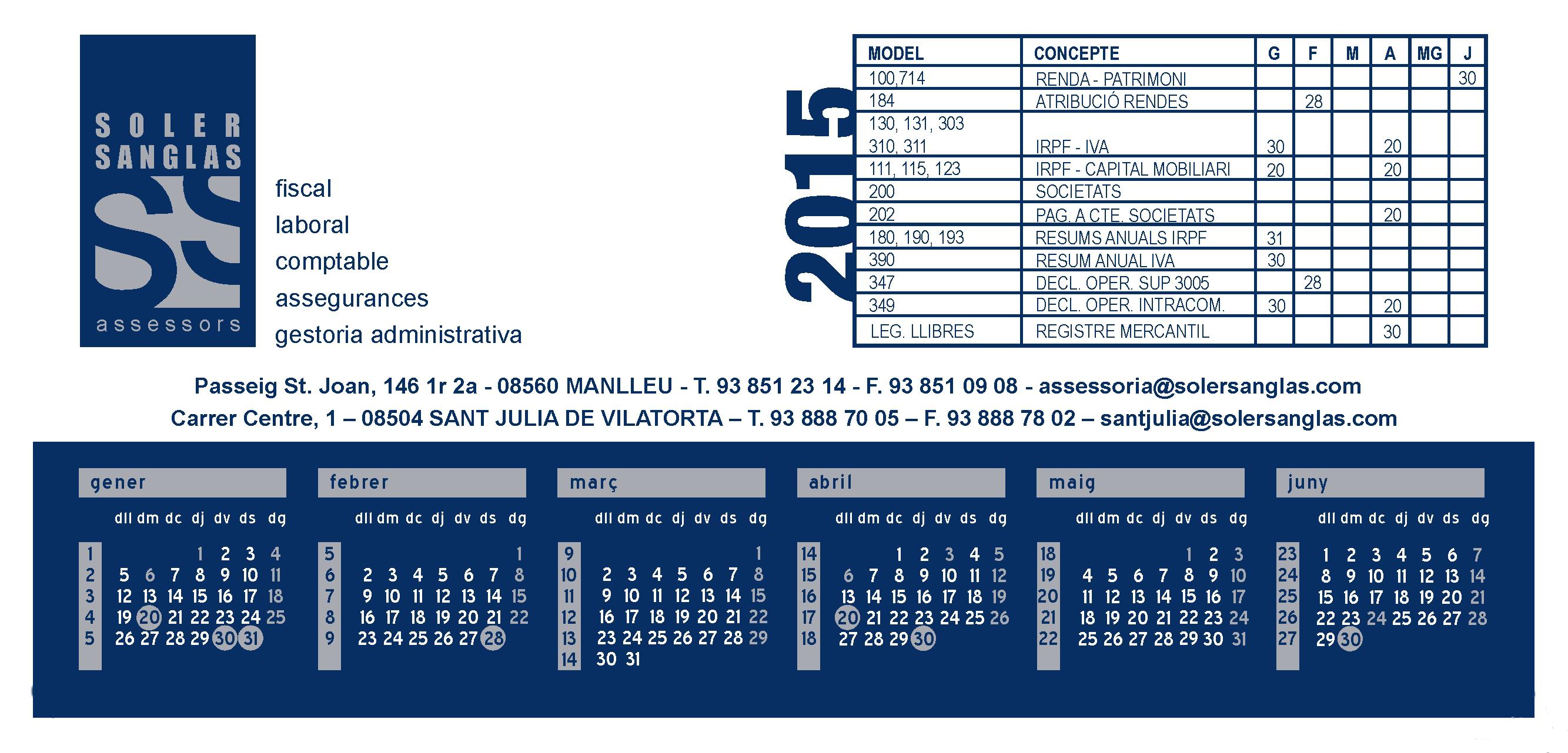 calendarigener